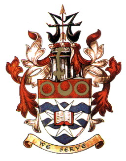 The Coats Of Arms for the London Borough of Islington