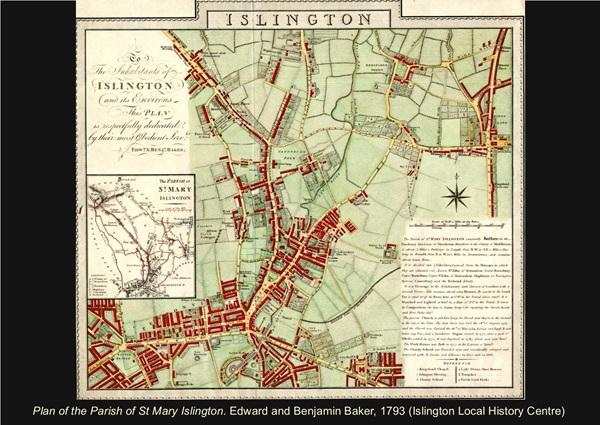 Mapping Islington