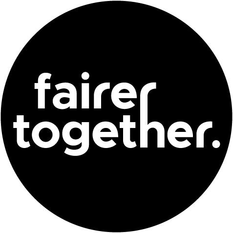fairer together logo